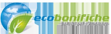 Ecobonifiche Spurghi Logo